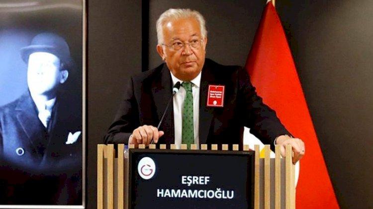 Eşref Hamamcıoğlu kimdir?