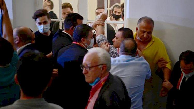 Galatasaray'ın başkanlık seçiminde ortalık karıştı!