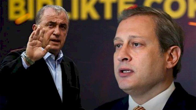 Galatasaray'ın yeni başkanı Burak Elmas'tan Fatih Terim mesajı