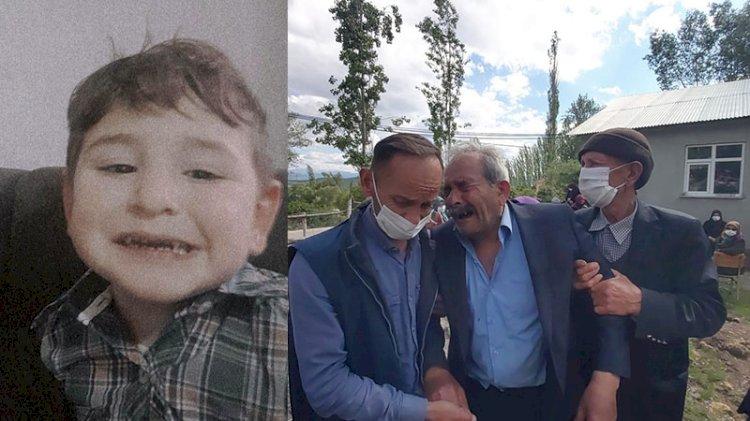 Oğlu için 'Yanına geleceğim' diyerek ağıt yaktı... 'Babalar Günü'nde hayatını kaybetti