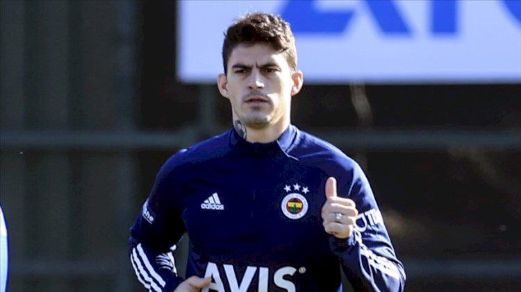 Fenerbahçe'den ayrılıyor mu? Diego Perotti kararını verdi