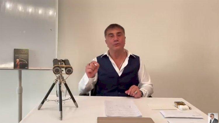 Sedat Peker'e izin çıktı video yayınladı