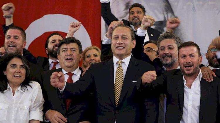 Galatasaray'ın yeni başkanı Burak Elmas'tan Tayyip Erdoğan mesajı