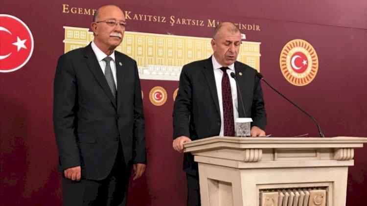 Ümit Özdağ'dan Kanal İstanbul açıklaması: Türk ekonomisinin tabutuna son çivi