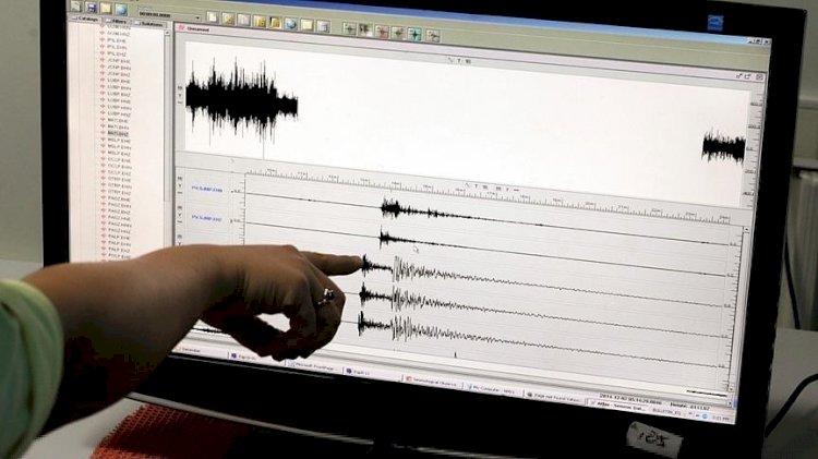 Muğla'nın Datça ilçesi açıklarında şiddetli deprem
