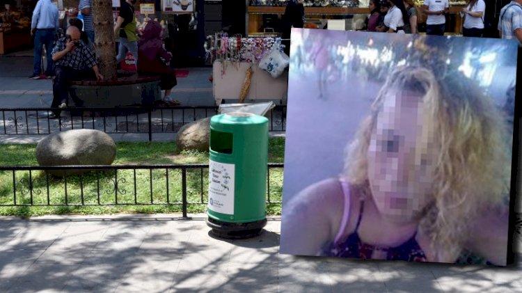 Caddede düşük yaptı, cenini poşetle çöpe attı