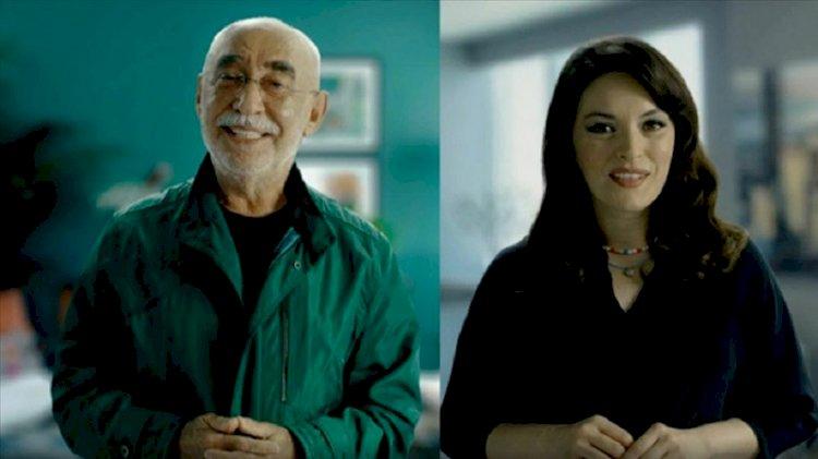 Sağlık Bakanlığı'ndan Ezgi Mola ve Şener Şen'li kamu spotu!