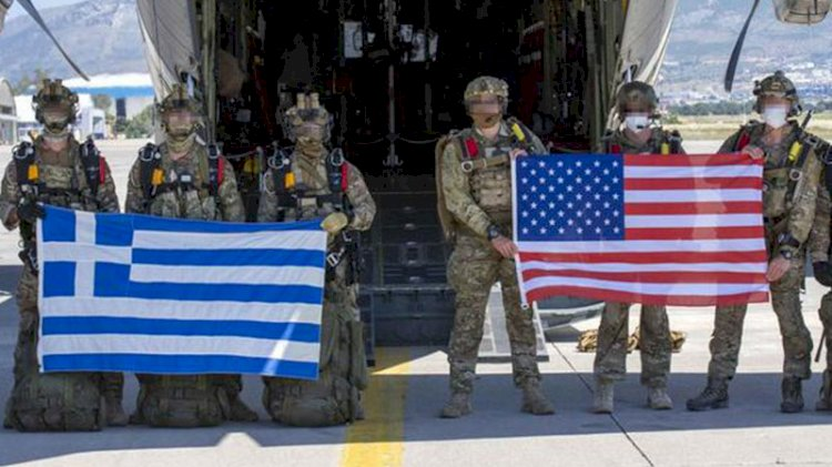 ABD, Yunanistan'a askeri yardım yasa tasarısını onayladı