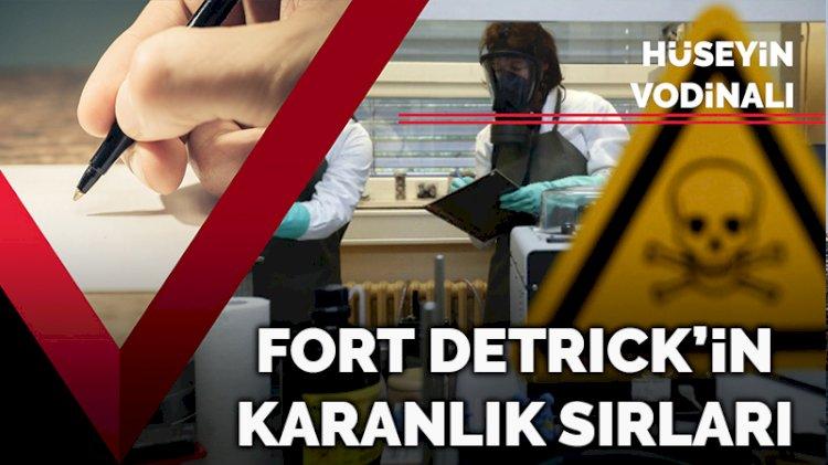 Fort Detrick'in karanlık sırları