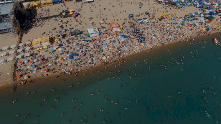 Doğal sit alanı sahilleri ihaleye çıkardılar