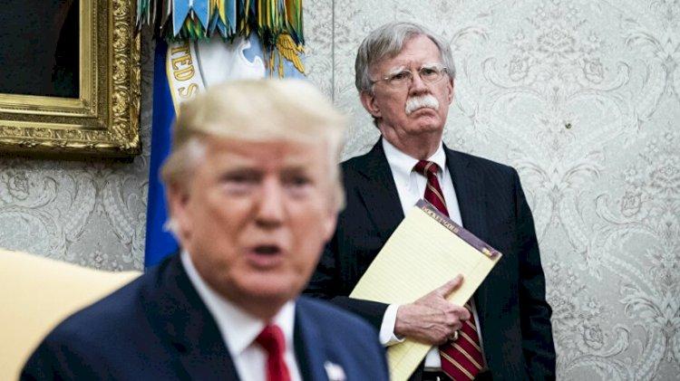'Türkiye'de alarma geçme vakti' diye duyurdu... John Bolton ve FETÖ'cüler dernek kurdu!