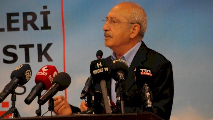 Kılıçdaroğlu: Son 10 yılda en büyük değişimi CHP yaşadı