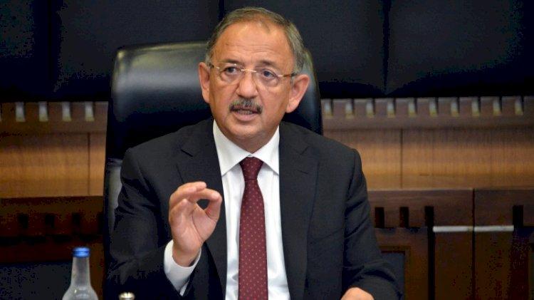 AKP'li Mehmet Özhaseki: Yüzde 45 oyumuz var
