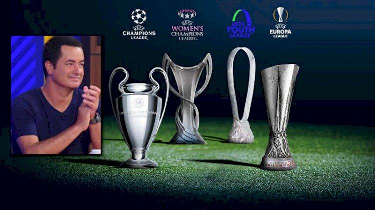 Şampiyonlar Ligi maçları artık Acun Ilıcalı'nın kanalı Exxen'de!