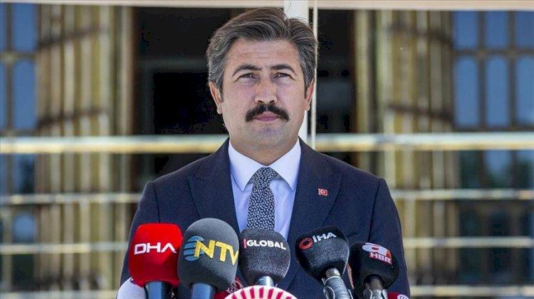 AKP'li Cahit Özkan: Ucube parlamenter sistemi Türkiye'ye zorla dikte ettiler