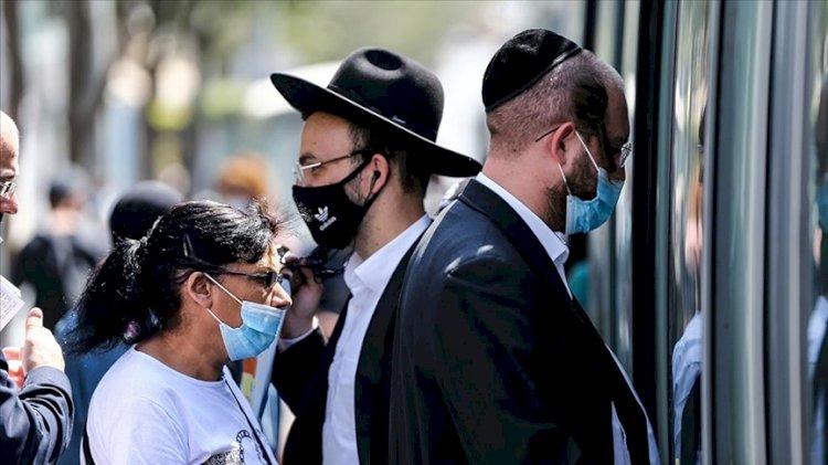 İsrail'den yeni maske kararı