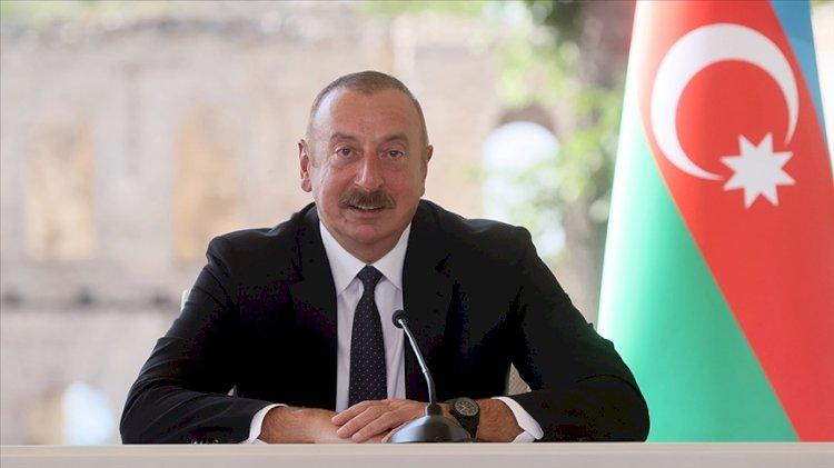 Aliyev'den Ermenistan'a 'barış anlaşması' çağrısı