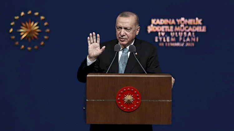 Erdoğan'dan THK çıkışı: Uçak falan yok