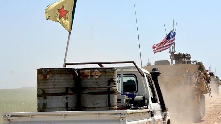 ABD-PKK yağmacılığı! Suriye'den petrol ve buğday çaldılar