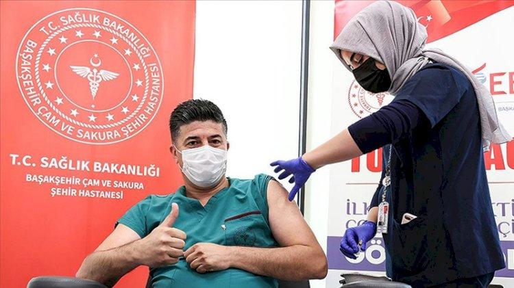 Yerli Turkovac aşısında yeni gelişme