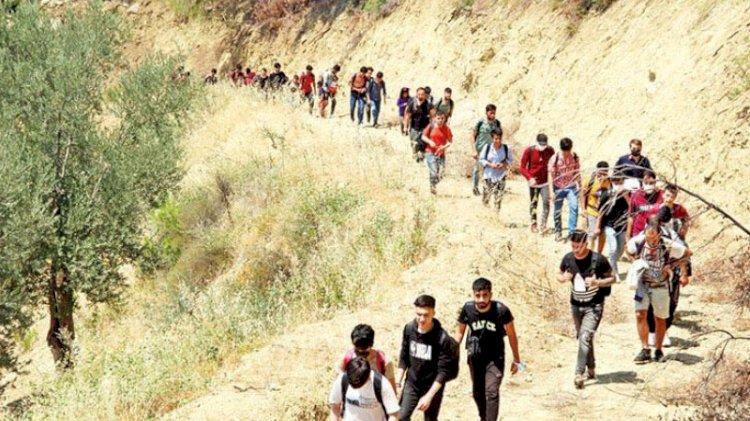 Onlar Türkiye'ye, Türkiye Afganistan'a... Günde bin Afgan geliyor!
