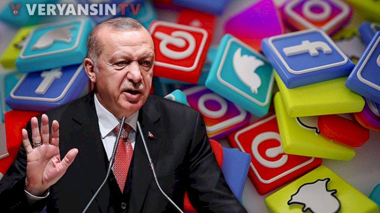 AKP sosyal medya için harekete geçiyor! RTÜK benzeri…