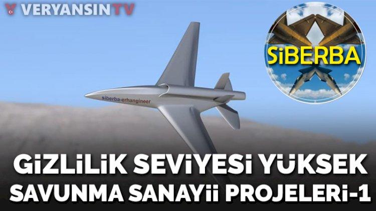 Gizlilik seviyesi yüksek savunma sanayii projeleri -1