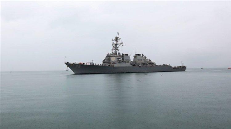 'Sonuçlarına katlanan ABD olur'... Çin Amerikan gemisine müdahale etti