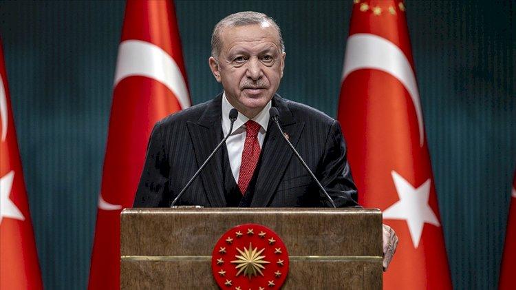 Erdoğan'dan Lozan açıklaması