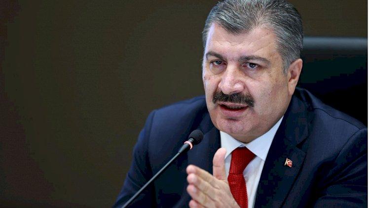 Sağlık Bakanı Fahrettin Koca açıkladı: Bir doktor hayatını kaybetti