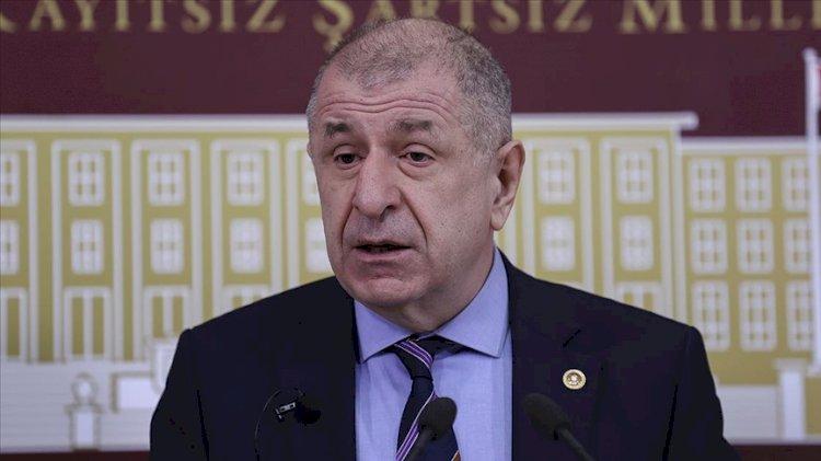 Ümit Özdağ: AKP ve CHP, PKK-HDP'ye hoş görünmek için...