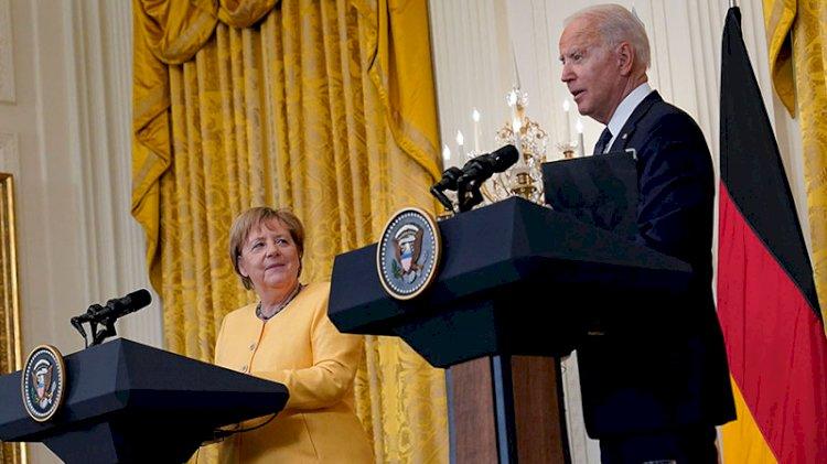 Merkel'den 'Afganistan'da başaramadık' itirafı