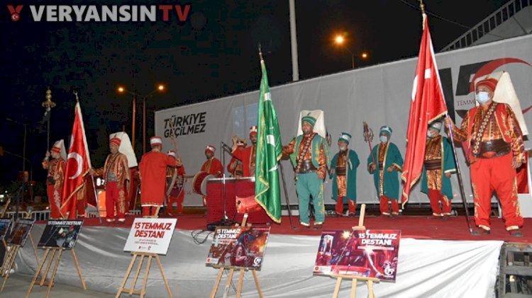 15 Temmuz töreninde marş krizi... İzmir Marşı'nı 'siyasi' deyip çaldırmadı!