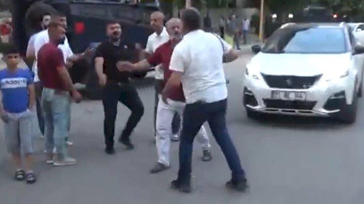 Diyarbakır'da gazetecilere böyle saldırdılar