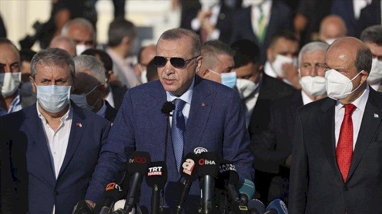 Azerbaycan KKTC'yi tanıyacak mı? Erdoğan'dan  Aliyev açıklaması