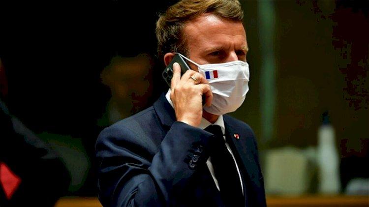 Fransa şokta! Macron'un telefonu da listeye girmiş
