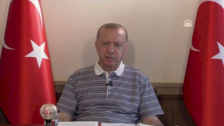 Erdoğan'dan 'varyant' açıklaması: İlave tedbirlere…