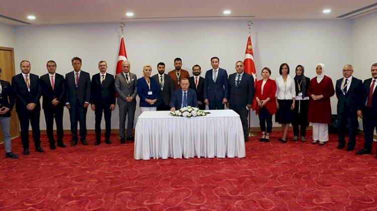 Erdoğan'dan 'Suriyeliler' açıklaması: Dönün diyemeyiz