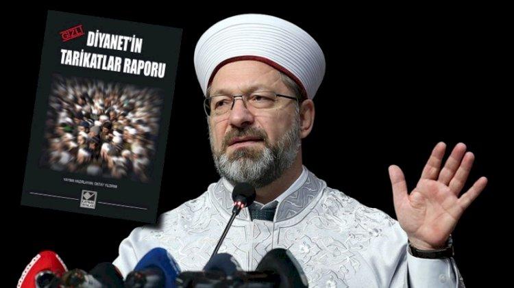 'Tarikatlar raporu'nu kabul etmeyen Diyanet'ten yeni kitap...  Dini istismar edenler kimler?