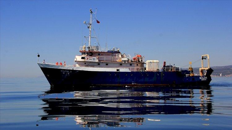 40 günlük Marmara seferinden döndüler... O gemi ne gördü?
