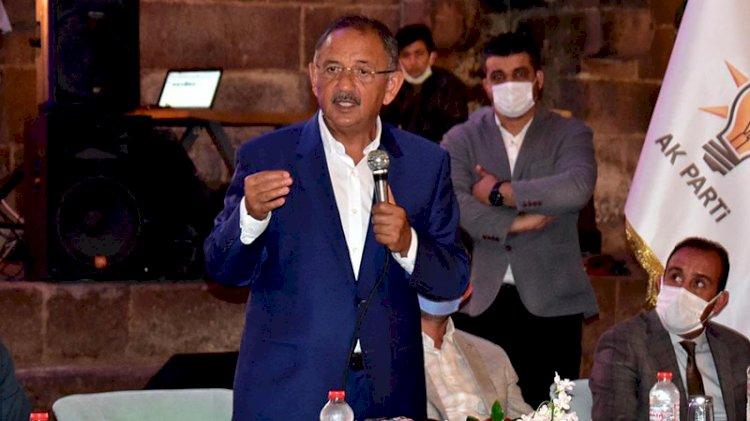 AKP'li Özhaseki: Pandemi koalisyon hükümetler dönemine denk gelseydi millet biterdi