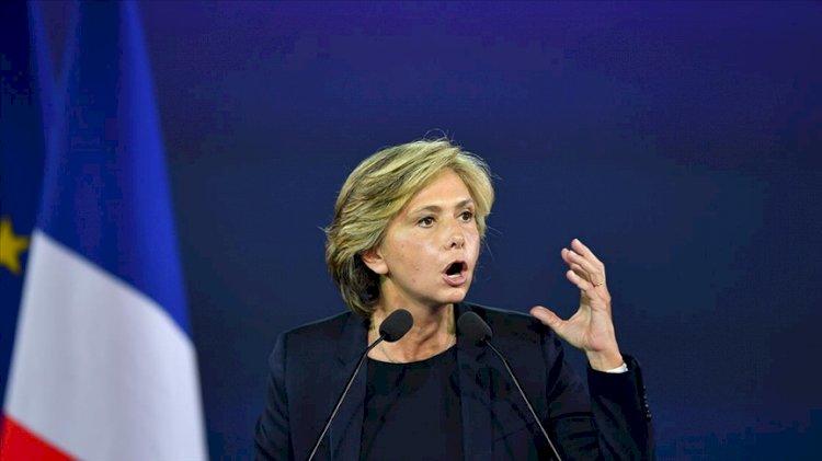 Fransa'da Valerie Pecresse cumhurbaşkanlığı adaylığını açıkladı