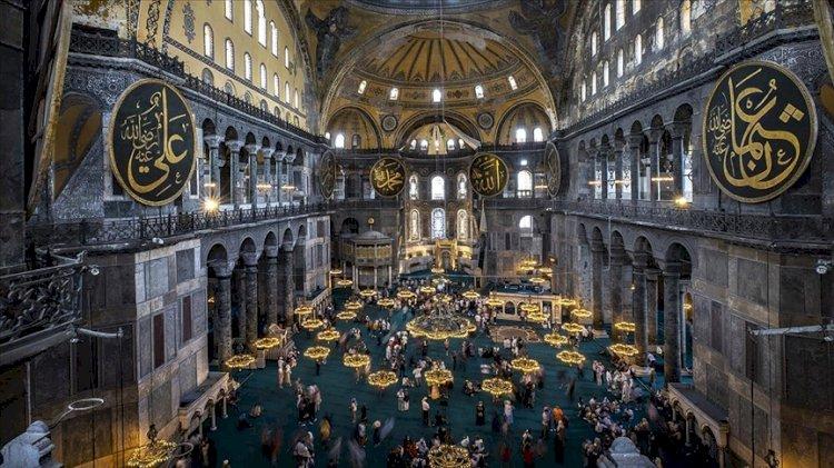 Ankara'dan UNESCO'ya 'Ayasofya' yanıtı