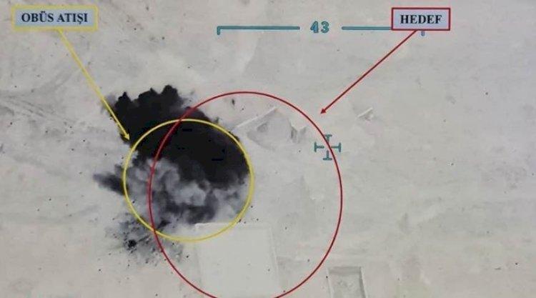 2 askerimizi şehit eden teröristler etkisiz hale getirildi