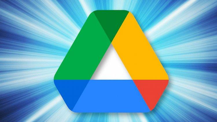Google Drive'a yeni özellik