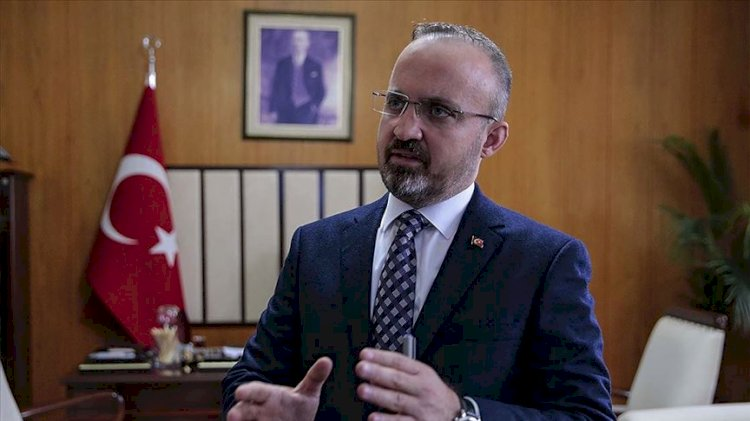 AKP'li Turan'dan sert açıklama: O gözü oymak görevimiz