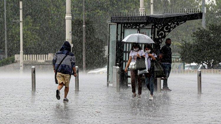 Aşırı yağışlar geliyor