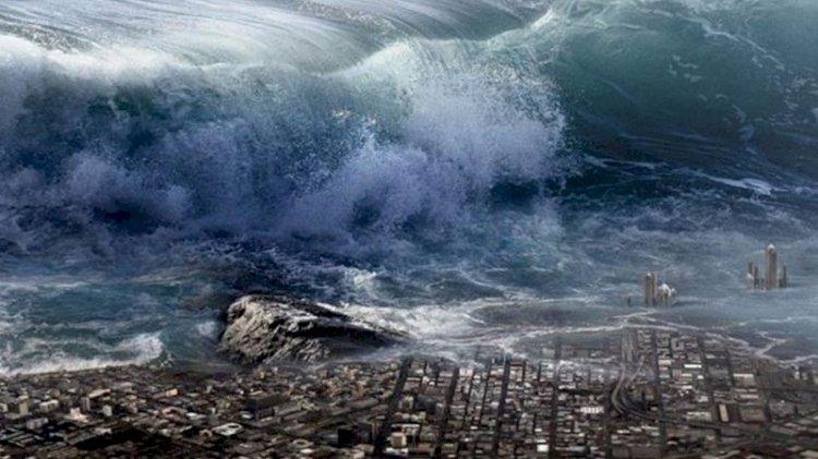 Marmara için tsunami uyarısı... 10 dakikada kıyıda