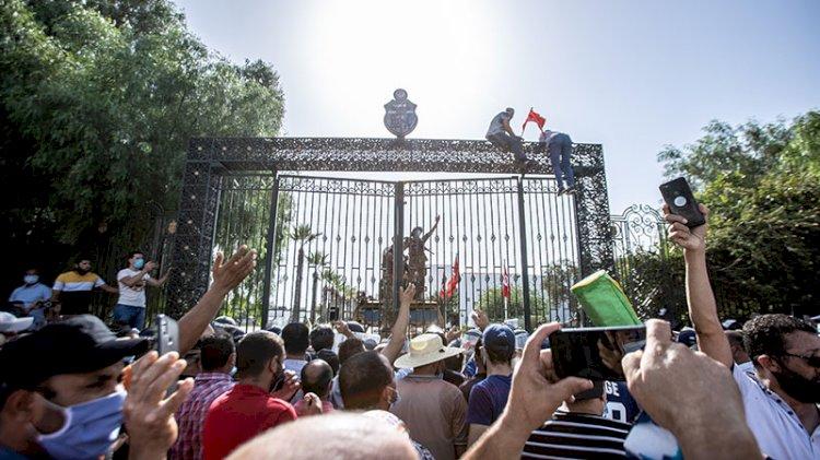 AB ve Almanya'dan Tunus açıklaması