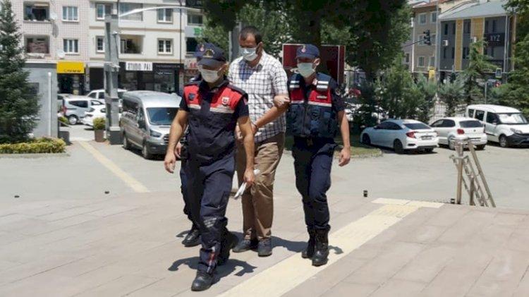 Firari IŞİD üyesi yakalandı